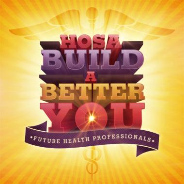 HOSA Build a Better You logo